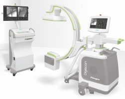 C-Arm with Flat Panel Detector (DIGISCAN)