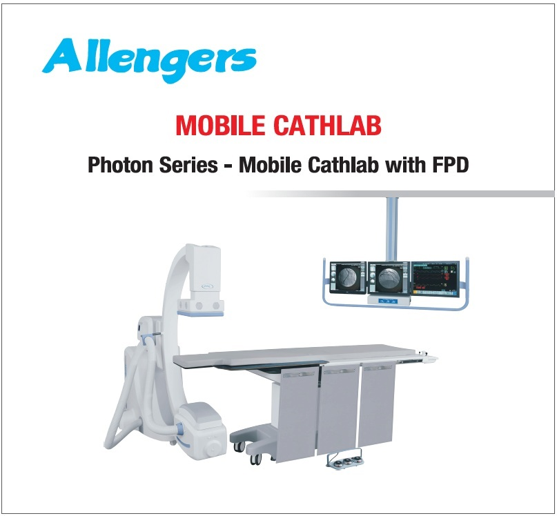 Remote Controlled RF Table / X-Ray System (Analog / Digital) Image