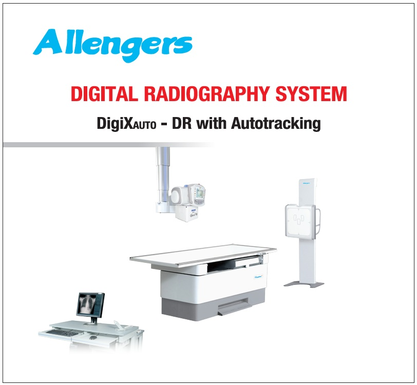 Digital Radiography system (Ceiling suspended) Image