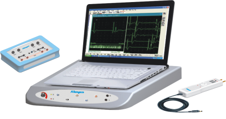 Electromyograph (EMG) Image