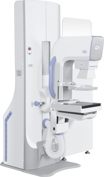 ISO Mammography (Analog) Image