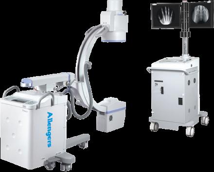 C-Arm Image Intensifier Image