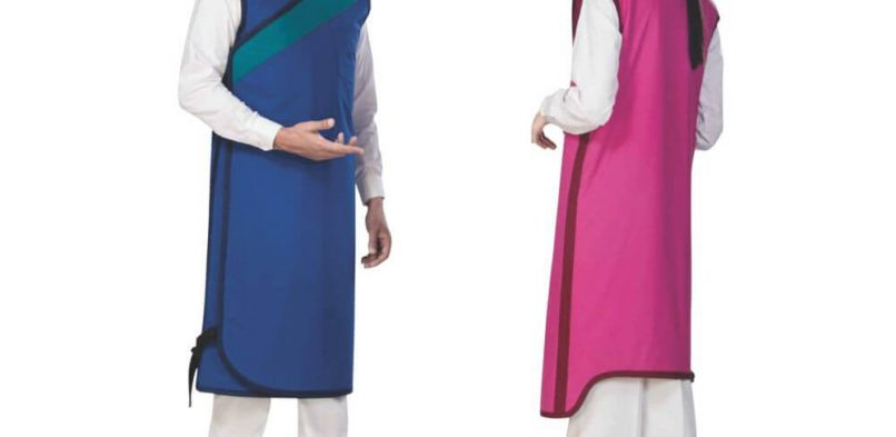Double Sided Apron (Radiation Protection)
