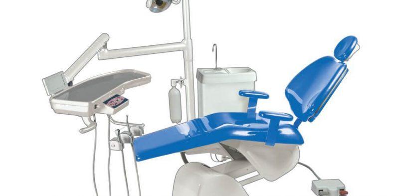 Dental Chair (Gold)