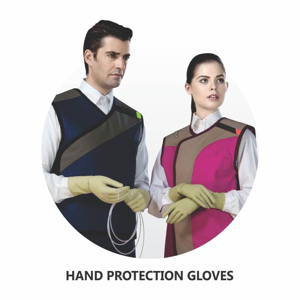 Lead Gloves (Radiation Protection) Image