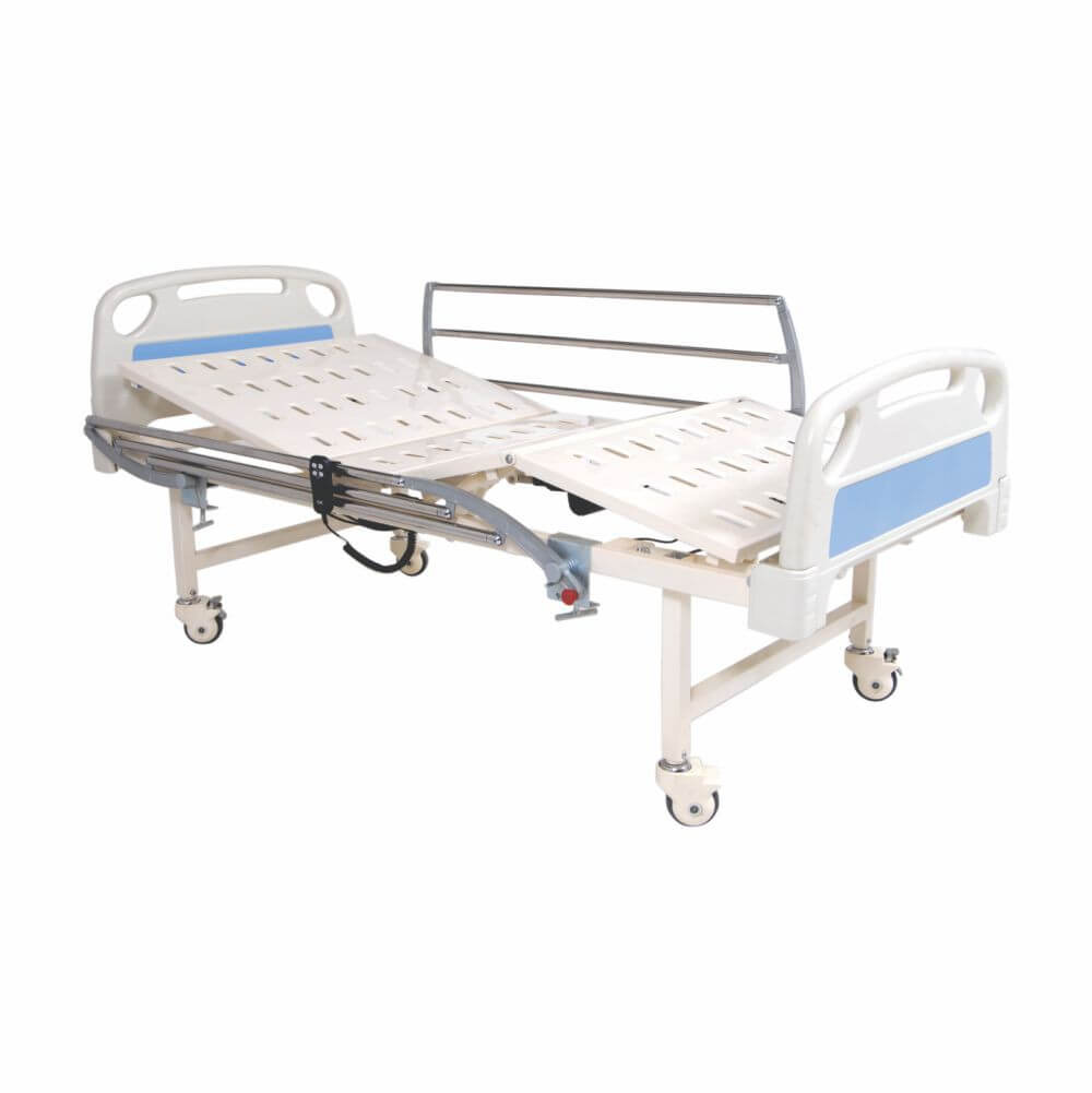 HOSPITAL FOWLER BED ELECTRIC WITH S.S. RAILING Image