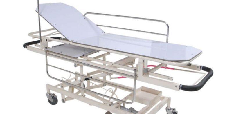 Hydraulic Emergency & Recovery Trolley