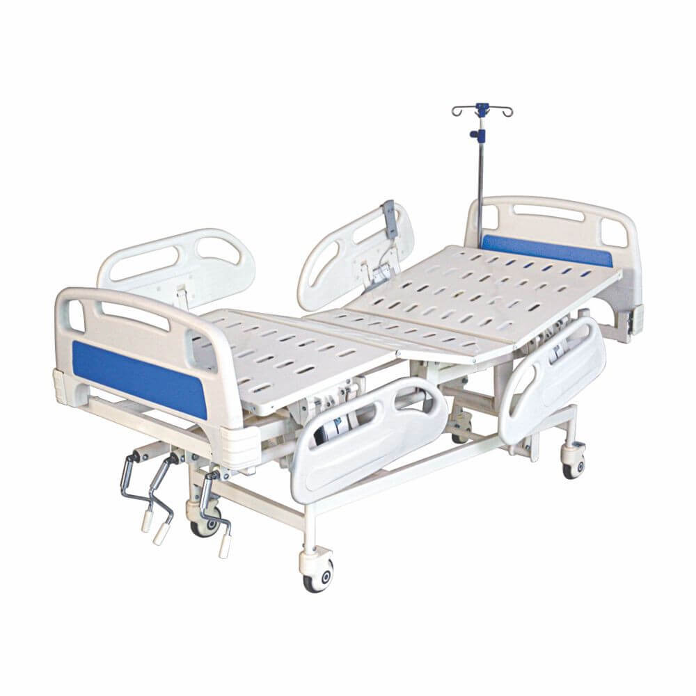 ICU BED SEMI ELECTRIC Image