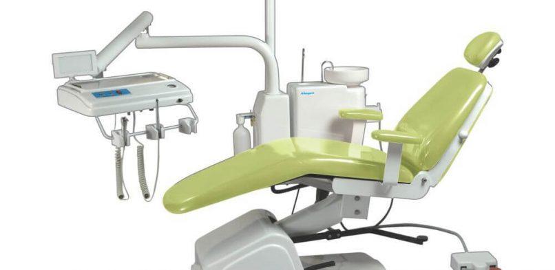 Dental Chair (SILVER)
