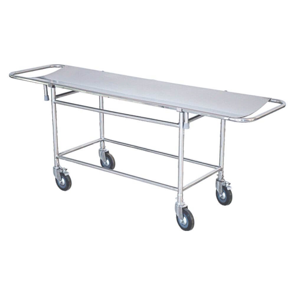 Stretcher on Trolley Image