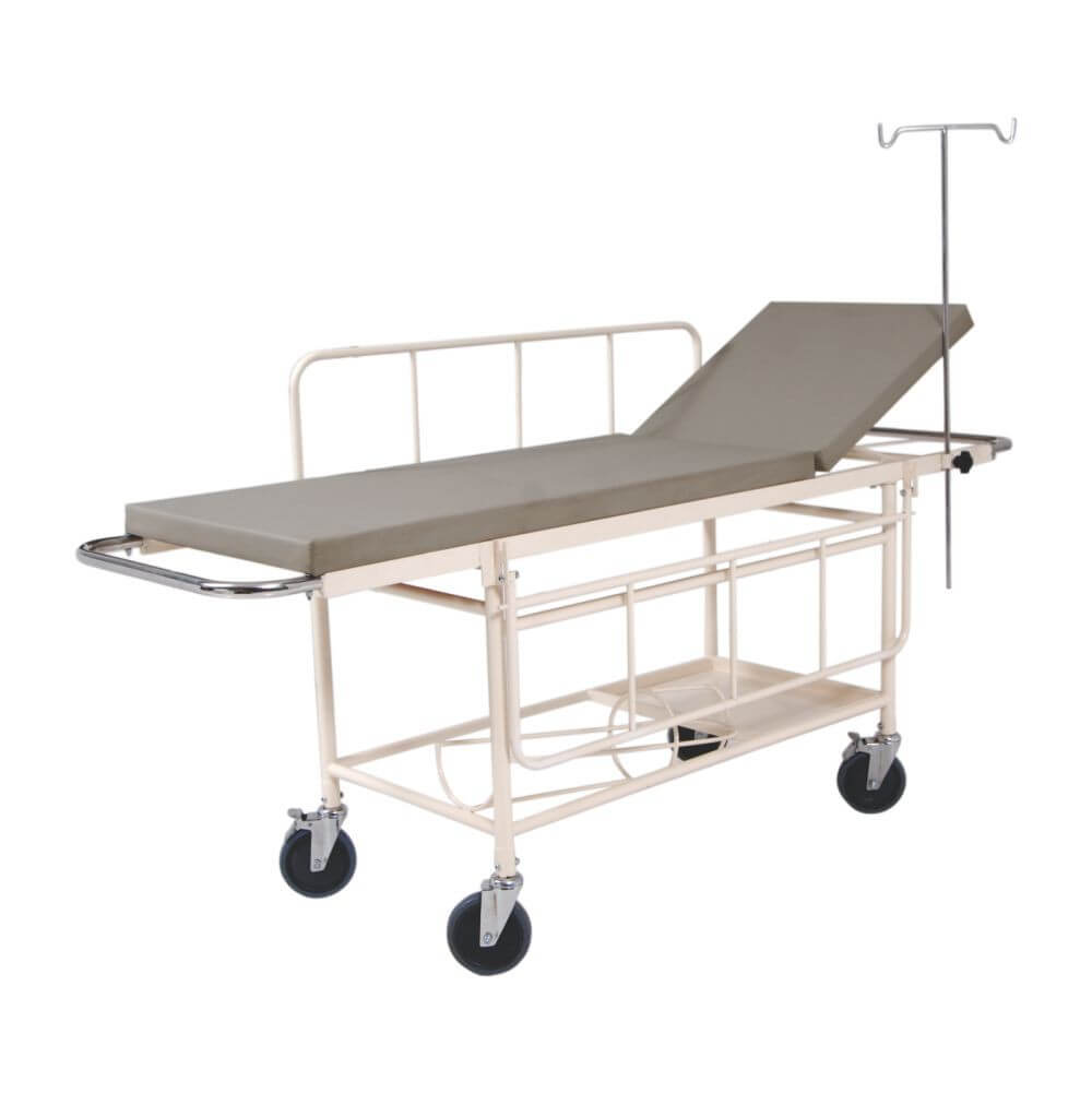 Stretcher Trolley with Mattress Image