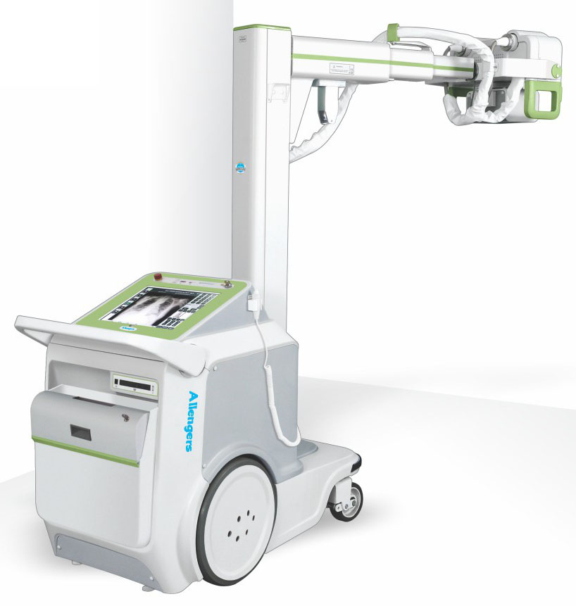 Digital Radiography System (Mobile) MOBILXDR series Image