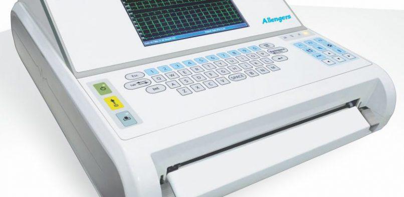 PISCES 12 Channel ECG Machine