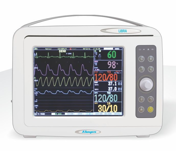 LIBRA Patient Monitor Image