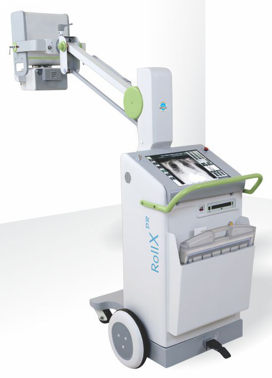 Digital Radiography System (Mobile) ROLLXDR series Image